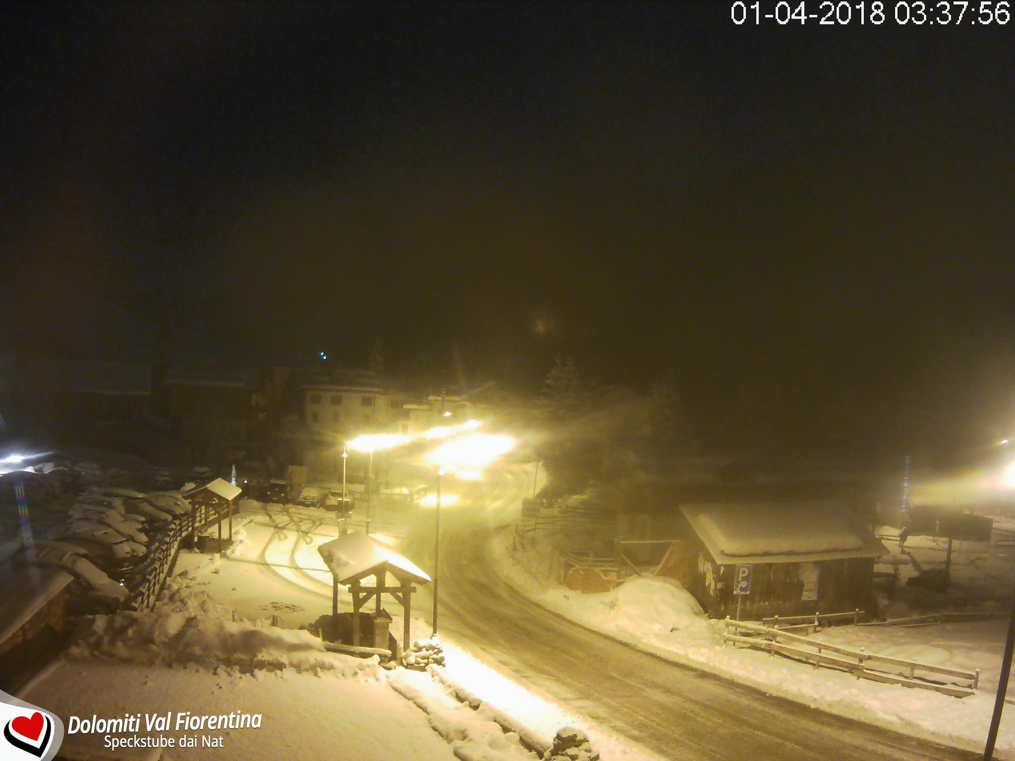 WebCam a Pescul Apreski dai Nat Ski Civetta Dolomiti Superski