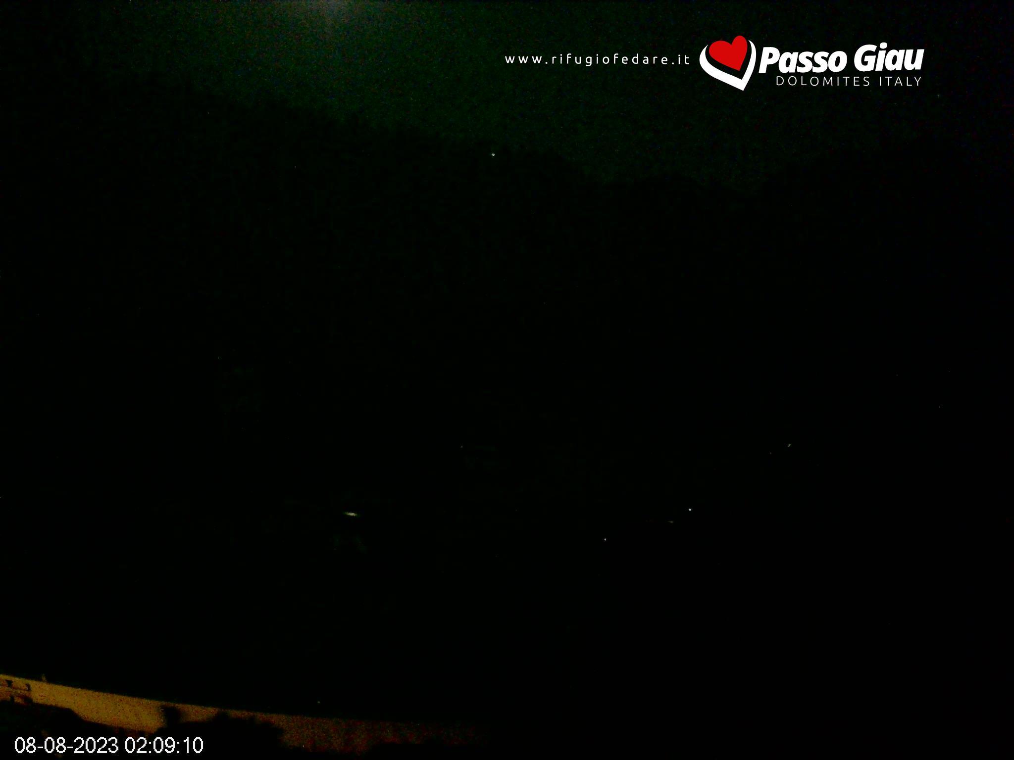 Monte Civetta dal Rifugio Fedare